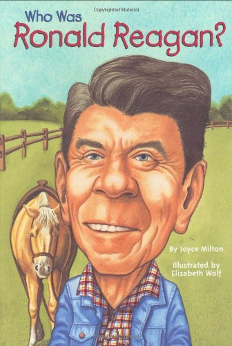 9780448433455: Who Was Ronald Reagan?
