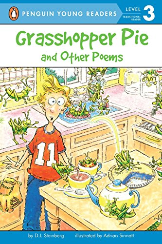 9780448433479: Grasshopper Pie and Other Poems (Penguin Young Readers. Level 3)