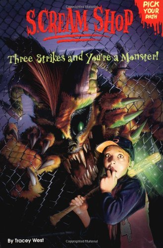 9780448433592: Scream Shop 5: Three Strikes and You're a Monster