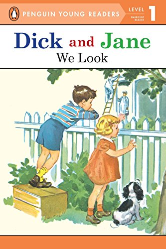 9780448434001: We Look: 1 (Read with Dick and Jane (Grosset & Dunlap Paperback))