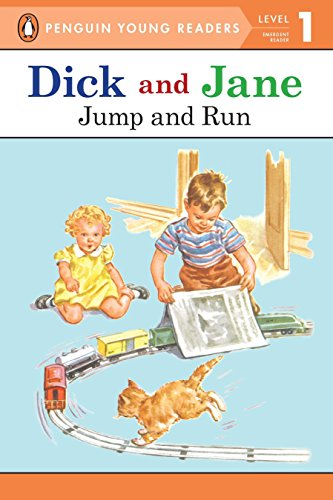 9780448434025: Jump and Run (Read With Dick and Jane)