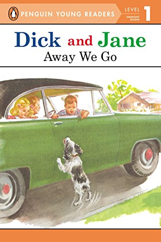 9780448434063: Dick and Jane: Away We Go