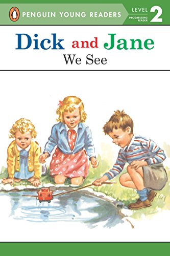 9780448434087: We See (Dick and Jane)