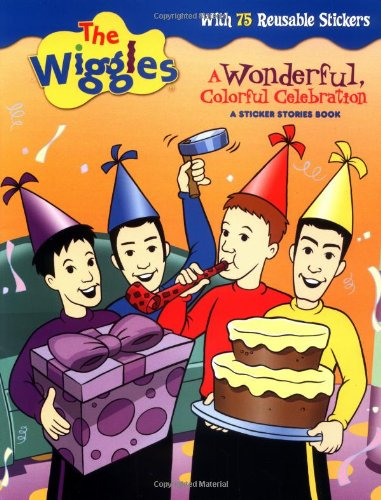 9780448434230: A Wonderful, Colorful Celebration (The Wiggles)