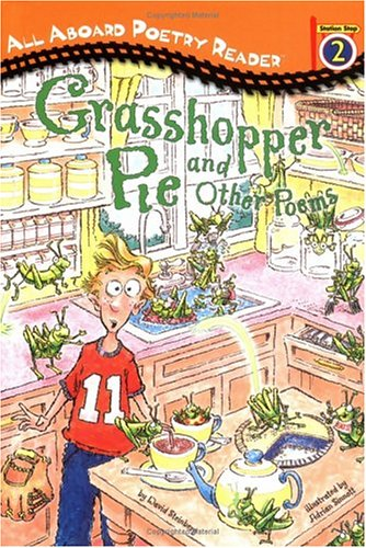 9780448434919: Grasshopper Pie and Other Poems (All Aboard Poetry Reader. Station Stop 2)