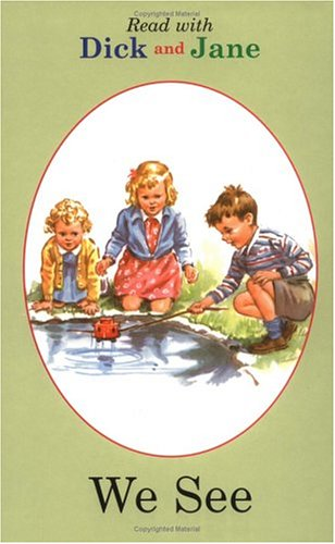 9780448434940: We See (GB) (Dick and Jane)