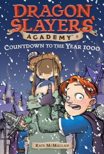 9780448435084: Dsa 08 Countdown to the Year 1000 (Dragon Slayers' Academy (Paperback))