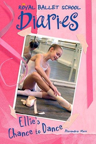 9780448435350: Ellie's Chance to Dance #1 (Royal Ballet School Diaries)
