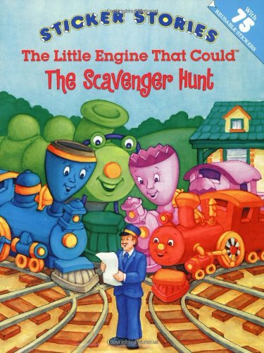 The Little Engine That Could: Scavenger Hunt