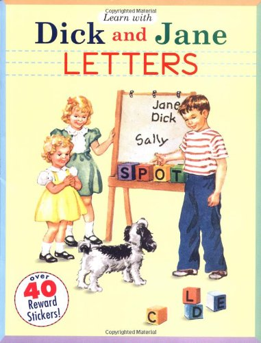 9780448435497: LETTERS: A Learn with Dick and Jane Book