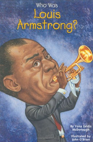 9780448435602: Who Was Louis Armstrong?