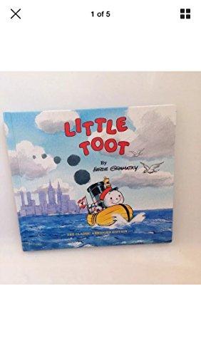 9780448435657: Little Toot - Classic Abridged Edition
