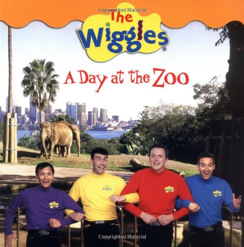 9780448436012: Wiggles, The: A Day at the Zoo (The Wiggles)