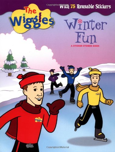 9780448436043: Wiggles, The: Winter Fun: Sticker Stories (The Wiggles)