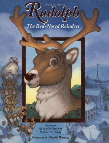 Rudolph the Red-Nosed Reindeer (Board): May, Robert L.