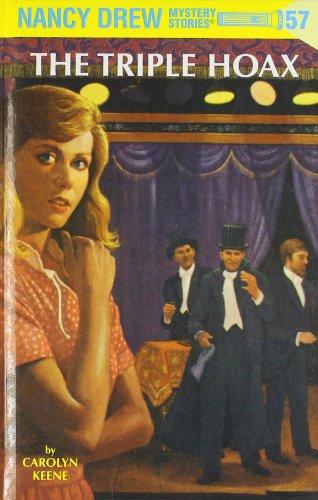 9780448436883: The Triple Hoax (Nancy Drew)