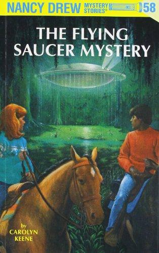 9780448436890: Nancy Drew 58: The Flying Saucer Mystery