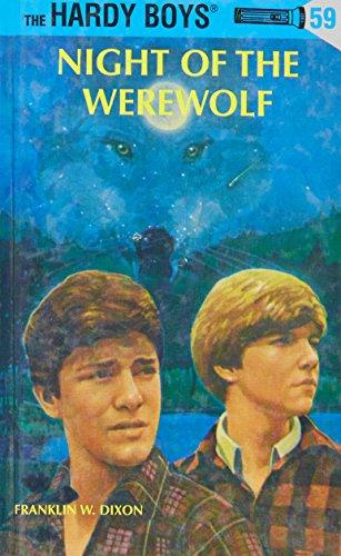 9780448436968: Hardy Boys 59: Night of the Werewolf
