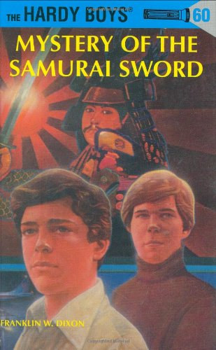9780448436975: Hardy Boys 60: Mystery of the Samurai Sword