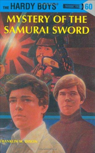 9780448436975: Hardy Boys 60: Mystery of the Samurai Sword