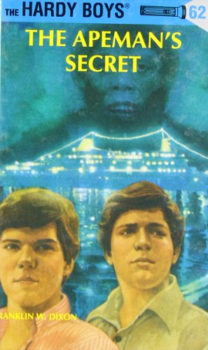 9780448436999: Hardy Boys 62: The Apeman's Secret