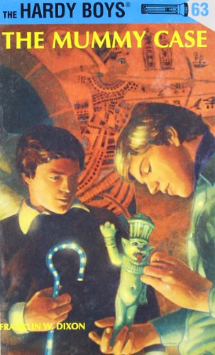 9780448437002: Hardy Boys 63: The Mummy Case