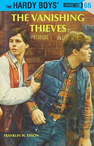 9780448437033: Hardy Boys 66: The Vanishing Thieves