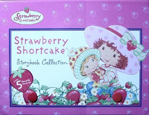 Strawberry Shortcake Storybook Collection (044843704X) by Grosset & Dunlap