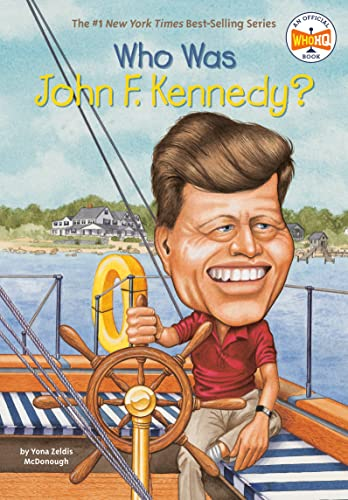 9780448437439: Who Was John F. Kennedy?