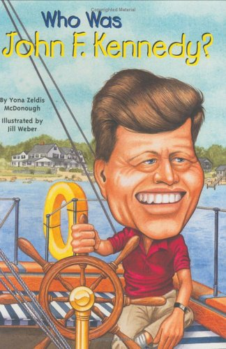 9780448437446: Who Was John F. Kennedy?: Who Was...?