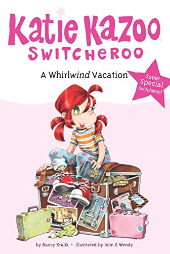 A Whirlwind Vacation (Katie Kazoo, Switcheroo: Super Special) (9780448437484) by Nancy E. Krulik