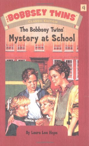9780448437552: Bobbsey Twins 04: Mystery at School (The Bobbsey Twins)