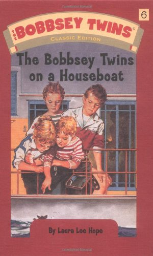 9780448437576: The Bobbsey Twins on a Houseboat (Bobbsey Twins, No. 6)