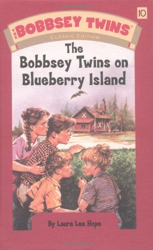 9780448437613: The Bobbsey Twins On Blueberry Island (Bobbsey Twins, No. 10)