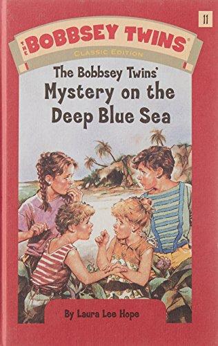 9780448437620: The Bobbsey Twins' Mystery on the Deep Blue Sea (Bobbsey Twins, No. 11)