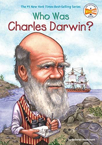 9780448437644: Who Was Charles Darwin?