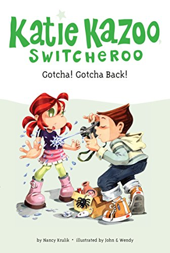 9780448437682: Gotcha! Gotcha Back! (Katie Kazoo, Switcheroo No. 19)