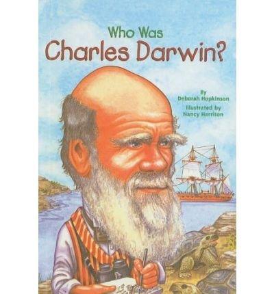 9780448438498: Who Was Charles Darwin?