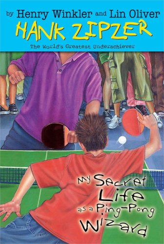 The Secret Life of a Ping-Pong Wizard: Henry Winkler, Lin