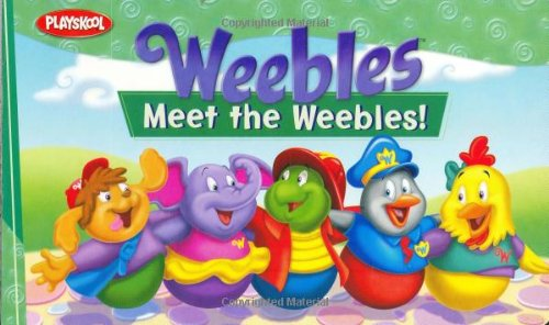 9780448438832: Weebles: Meet the Weebles!