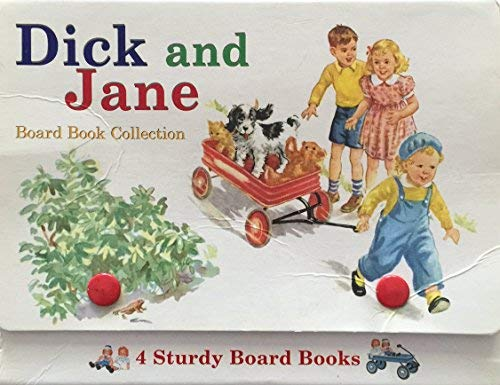 9780448439051: Dick and Jane Board Book Collection