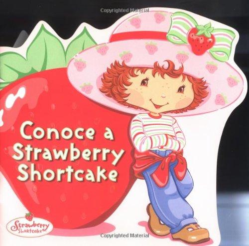 9780448439587: Conoce a Strawberry Shortcake