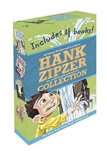 9780448439778: Hank Zipzer Collection: The Zippy Zinger, Day of the Iguana, I Got A