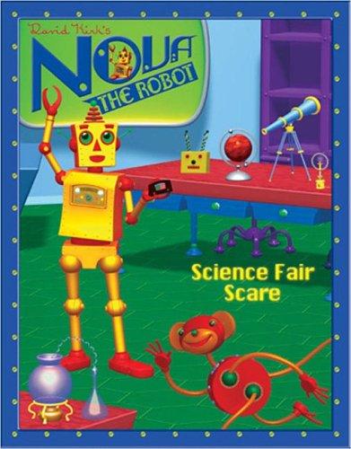 9780448439921: Science Fair Scare! (Nova the Robot)