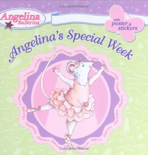 9780448440125: Angelina's Special Week (Angelina Ballerina)