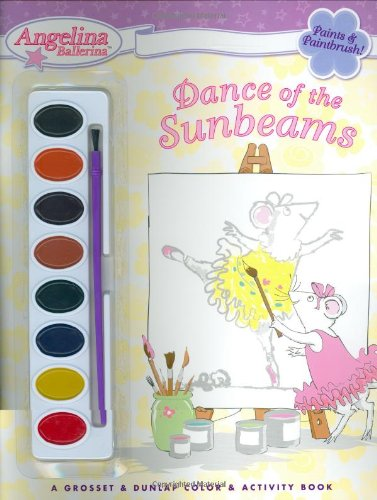 9780448440200: Dance of the Sunbeams (Angelina Ballerina)