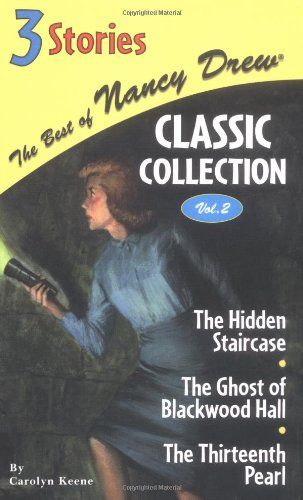 9780448440804: The Best Of Nancy Drew Classic Collection Vol. 2: The Hidden  Staircase