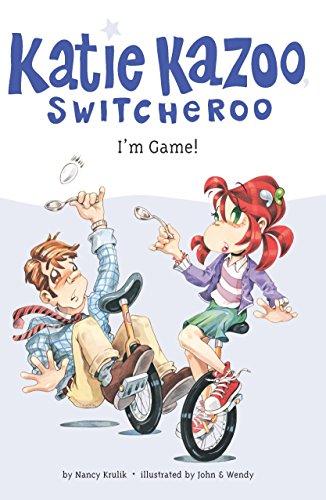 I'm Game #21 (Katie Kazoo, Switcheroo): Krulik, Nancy E.