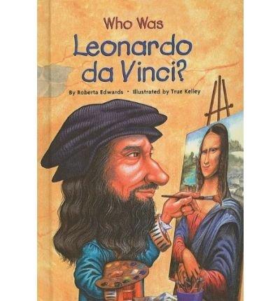 9780448443027: UC Who Was Leonardo da Vinci?