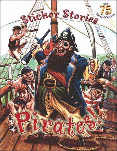 Pirates! (Sticker Stories)